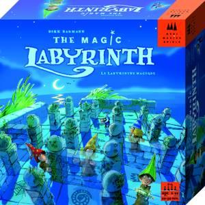 Magic Labyrinth Board Game