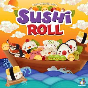 Sushi Roll Board Game