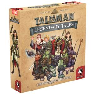 Talisman Legendary Tales Board Game