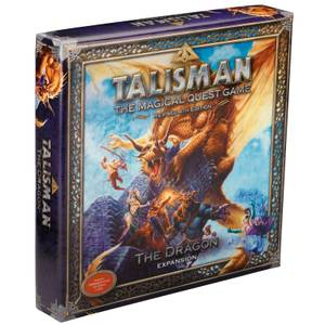 Talisman The Dragon Expansion