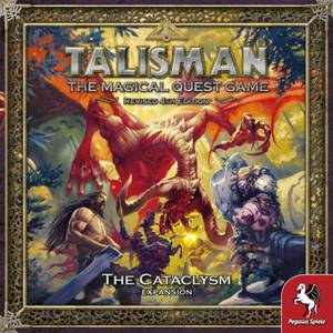 Talisman The Cataclysm Expansion