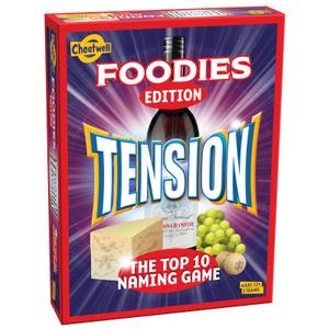 Tension Board Game - Foodies Edition