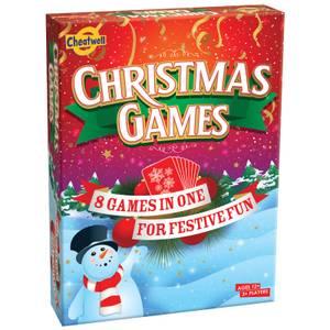 Christmas Games Card Game