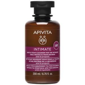 APIVITA Intimate Lady Gentle Foam Cleanser for the Intimate Area 6.76 fl. oz