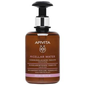 APIVITA Micellar Water Cleansing Micellar Water for Face and Eyes 300ml