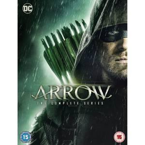 Arrow Seasons 1-8