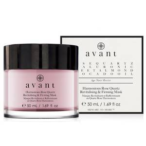 Avant Skincare Harmonious Rose Quartz Revitalising and Firming Mask 50ml