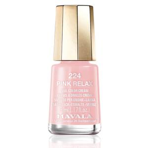 Mavala Pink Relax Nail Colour 5ml