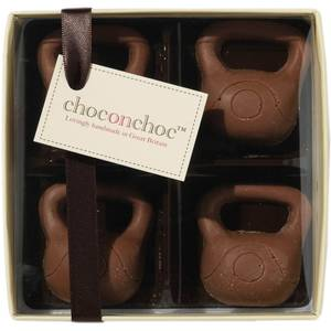 Chocolate Kettlebells