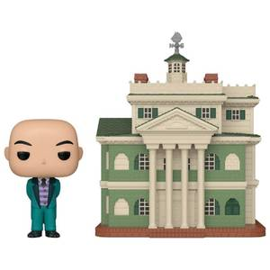 Parks Haunted Mansion with Butler Funko Pop! Town