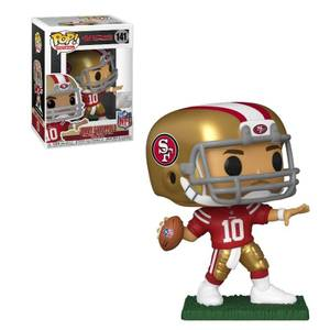 NFL San Francisco 49ers Jimmy Garoppolo Funko Pop! Vinyl