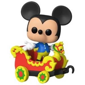 Casey Junior Mickey in Car 3 Funko Pop! Train