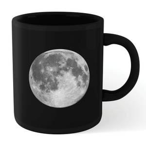 The Motivated Type Full Moon Mug - Black