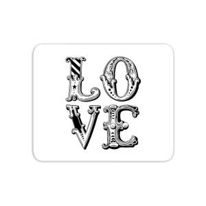 The Motivated Type Love Mouse Mat