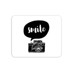 The Motivated Type Smile For The Camera Mouse Mat