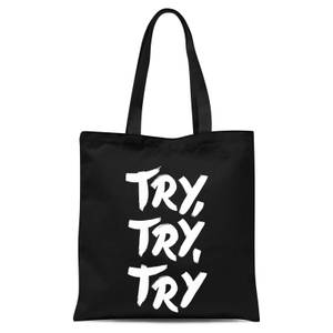The Motivated Type Motivated Type.ai -18 Tote Bag - Black