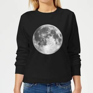 The Motivated Type Moon Women's Sweatshirt - Black