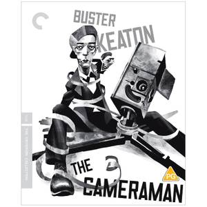 The Cameraman - The Criterion Collection
