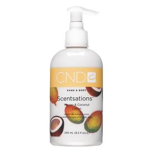 CND Scentsations Mango & Coconut Hand Lotion 245ml