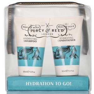 Percy & Reed Hydration to go! Kit (Worth £15.00)