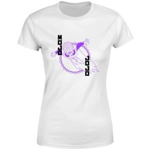 The Powerpuff Girls Mojo Jojo Women's T-Shirt - White