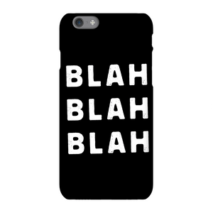 The Motivated Type Blah Blah Blah Phone Case for iPhone and Android