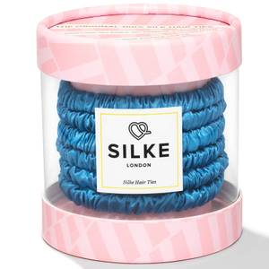 SILKE Hair Ties - Bluebelle