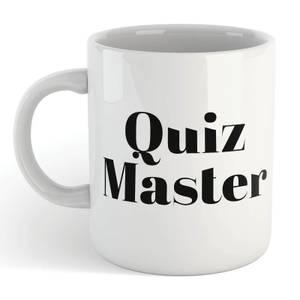 Quiz Master Mug