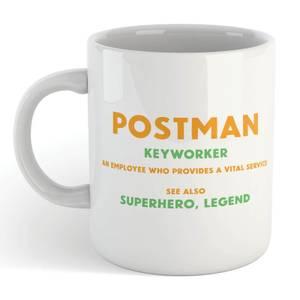 Postman Mug