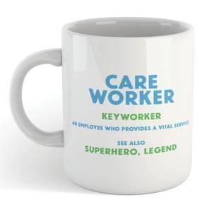 Care Worker Mug