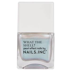 nails inc. What the Shell Let's Take a Shelfie Top Coat 14ml