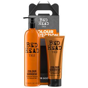 TIGI Bed Head Colour Goddess Shampoo and Conditioner Duo for Coloured Hair