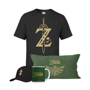 Nintendo The Legend Of Zelda Ultimate Bundle
