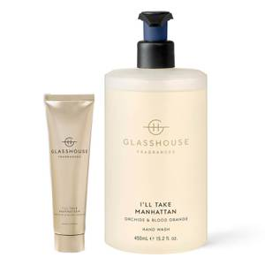 Glasshouse Hand Wash and Cream - I'll Take Manhattan