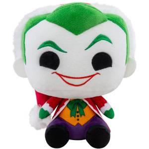 DC Holiday Santa Joker Funko Plush