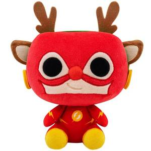 DC Holiday Rudolph Flash Funko Plush