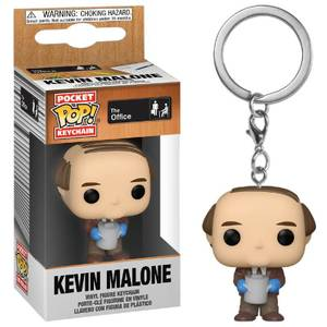 The Office Kevin w/Chili Funko Pop! Keychain