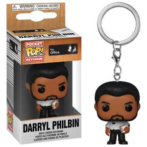 The Office Darryl Funko Pop ! Porte-clés