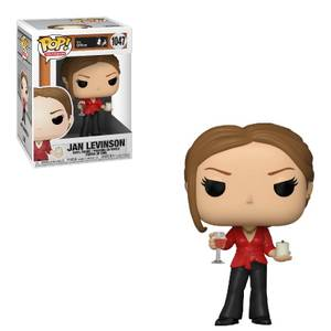 The Office Jan w/Wine & Candle Funko Pop! Vinyl