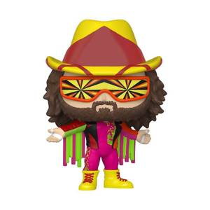 WWE NWSS Macho Man Randy Savage Figura Funko Pop! Vinyl
