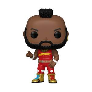 WWE NWSS Mr T Funko Pop! Vinyl Figure