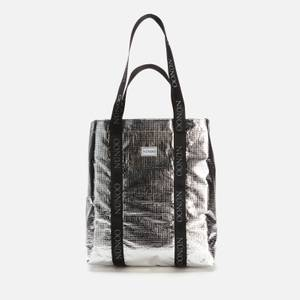 Núnoo Women's Shopper Cool Bag - Silver