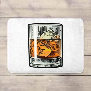 Whisky Bath Mat