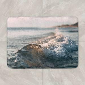 Crashing Wave Bath Mat