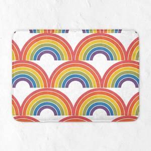 Rainbows Bath Mat