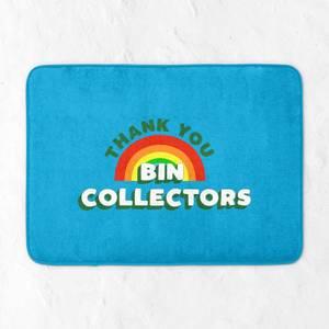 Thank You Bin Collectors Bath Mat