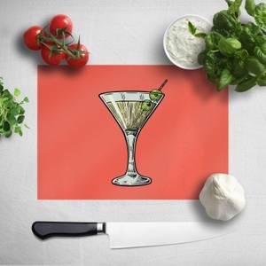 Martini Chopping Board