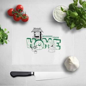 Gardening Working From Home Chopping Board