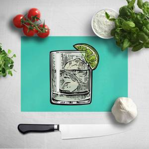 Vodka Chopping Board