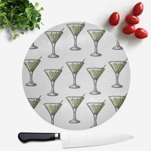 Martini Round Chopping Board